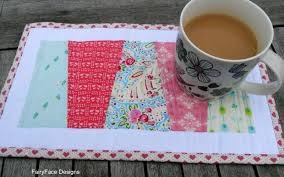 Quilted Rugs Quilted Mug Rugs Roselawnlutheran