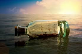 ship in the bottle inside our bottle we can have a little fiddle