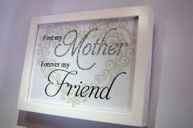 first my mother forever my friend sparkle word art pictures