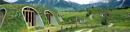 hobbit home interior a green roofed hobbit home anyone can build in just 3 days