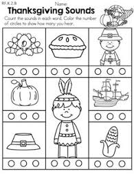 thanksgiving activity sheets for kindergarten happy thanksgiving