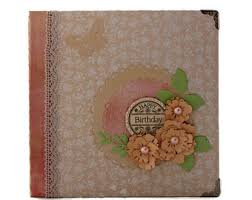 personalized scrapbook album friendship scrapbook album gift for bestie anniversary gift