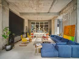 Industrial Look Living Room by Cool 80 Industrial Living Room 2017 Design Ideas Of 22 Modern