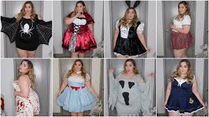 plus size costume ideas easy plus size costumes 25 try on haul last