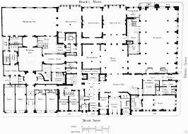 Windsor Castle Floor Plan by Brook Street South Side British History Online