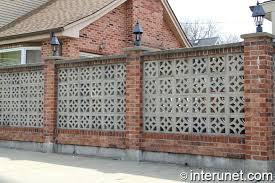 decorative concrete blocks for walls decorative concrete blocks