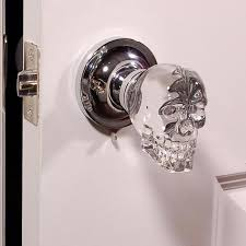 themed door knobs skull door knobs creepy or the best thing door knobs