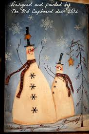 20 best images about xmas painting on pinterest folk art