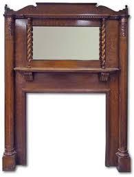antique fireplace mantel antiques pinterest antique