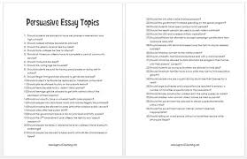 100 research paper topics here is the pool of argument topics