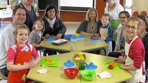 cours cuisine parent enfant atelier cuisine parents enfants ecole sainte
