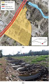 hydrologic performance of regenerative stormwater conveyance in