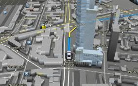 Navigation Map Bosch Guides You Through 3d Landscapes With Navigation 3 0 Bosch
