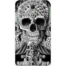 dailyobjects skull spade for samsung galaxy note 3 neo buy