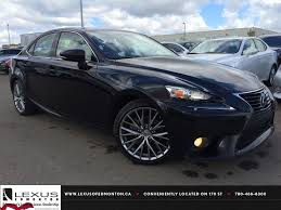 lexus car black lexus certified pre owned black 2014 lexus is 250 sport auto awd