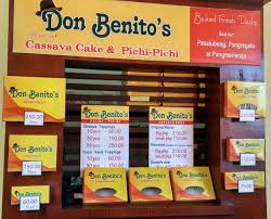 halloween costumes for rent in cebu city don benito u0027s cassava cake and pichi pichi mouth watering