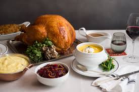 where to eat on thanksgiving day in d c