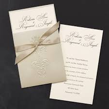 Wedding Programs With Ribbon Unique Invitations By Deborah Affordable Wedding Invitations
