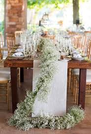 cheap garlands for weddings best 25 wedding table garland ideas on wedding table