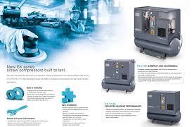 gx 2 11 compressed air equipment