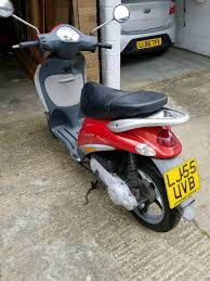 sale scooter moped piaggio liberty 49cc in ilford london gumtree