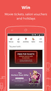 nearbuy com restaurant spa movie u0026 hotel offers android apps