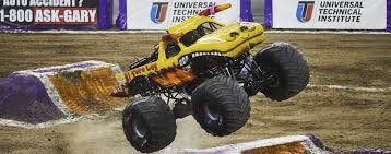 monster truck show chicago monster jam u s bank stadium