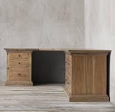 james modular corner desk system with 3 drawer utility u0026 2 drawer