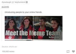 Online Friends Meme - with don as captain meme tumblr know your meme
