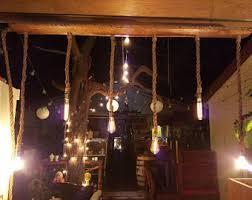 Cabin Light Fixtures Cabin Lighting Etsy