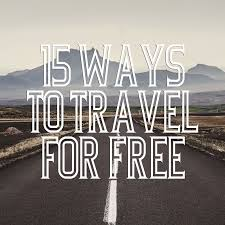 cheap ways to travel images The art of cheap travel 15 ways to travel for free jpg
