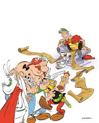 asterix missing scroll exclusive preview children u0027s