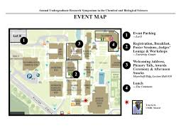 Nih Campus Map Maps U0026 Directions Undergraduate Research Symposium In The