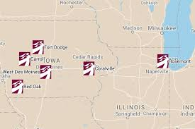 Naperville Il Map Bdf Investments Broker Dealer Financial Services Corp