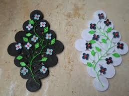 Homemade Wall Decor Ideas About Designs Of Wall Hangings Free Home Designs Photos Ideas