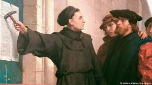 luther s luther is but we about him news dw 11 03