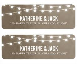 address label template free psd vector eps format