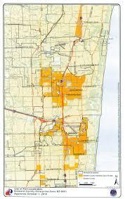 Fort Lauderdale On Map City Of Fort Lauderdale Fl Enterprise Zone