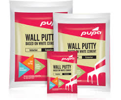 wall putty home page pupa home care