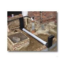 plastic ducting for ventilation ducting adaptor for underfloor telescopic vent 100mm pipe fitting