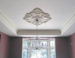 What Size Ceiling Medallion For Chandelier Large Ceilings Medallions Ceiling Centres I Elite Trimworks