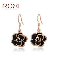 earrings brand roxi brand earrings for women fashion jewelry gold color