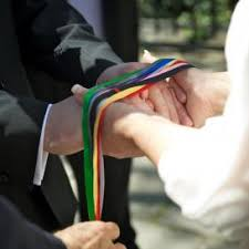 celtic handfasting cords handfasting ribbons wedding ceremony destination wedding
