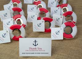 best 25 nautical wedding favors ideas on nautical