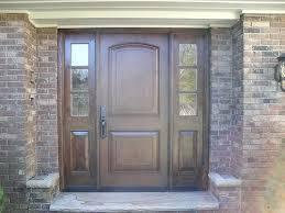 Steel Or Fiberglass Exterior Door Various Fiberglass Entry Door At The Of Wen Doors Home
