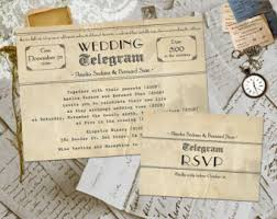 telegram wedding invitation telegram rsvp etsy