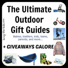 top outdoor gifts for the whole family gibbon slackline giveaway