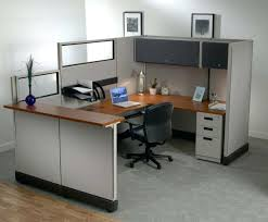 modern aluminium office cubicle for reception decorationscubicle