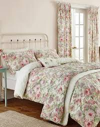 Sanderson Duvet Covers And Curtains Sanderson Amelia Rose Duvet Cover Set House Of Bath