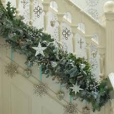Christmas Banisters Holiday Banister Decorating Ideas U2013 Satsuma Designs